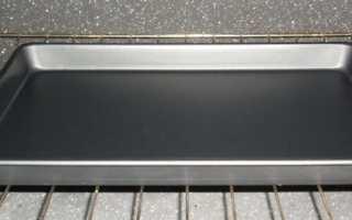 Как выбрать противень для духовки: инструкция по покупке