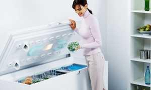 Морозильная камера-шкаф или ларь: что лучше выбрать