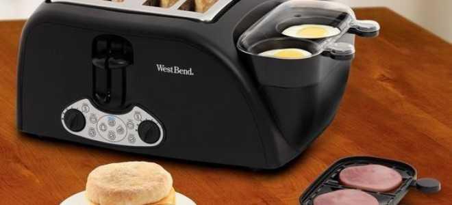 Тостеры 2 в 1: сэндвич-тостер, гриль-тостер, ростер-тостер