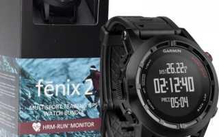Garmin Fenix 2: обзор характеристик и возможностей умных часов