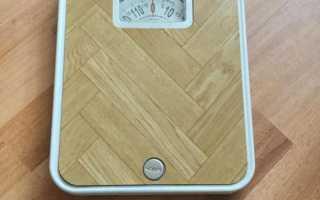 Какие напольные весы лучше: электронные или механические?