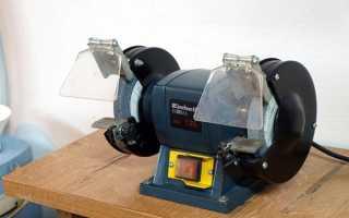 Заточка инструмента на электроточиле