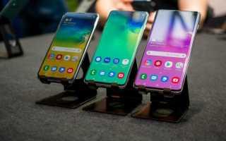Новинки смартфонов Samsung  и
