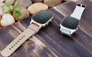 Умные часы Smart GPS Watch T58: возможности, дизайн, инструкция по настройке